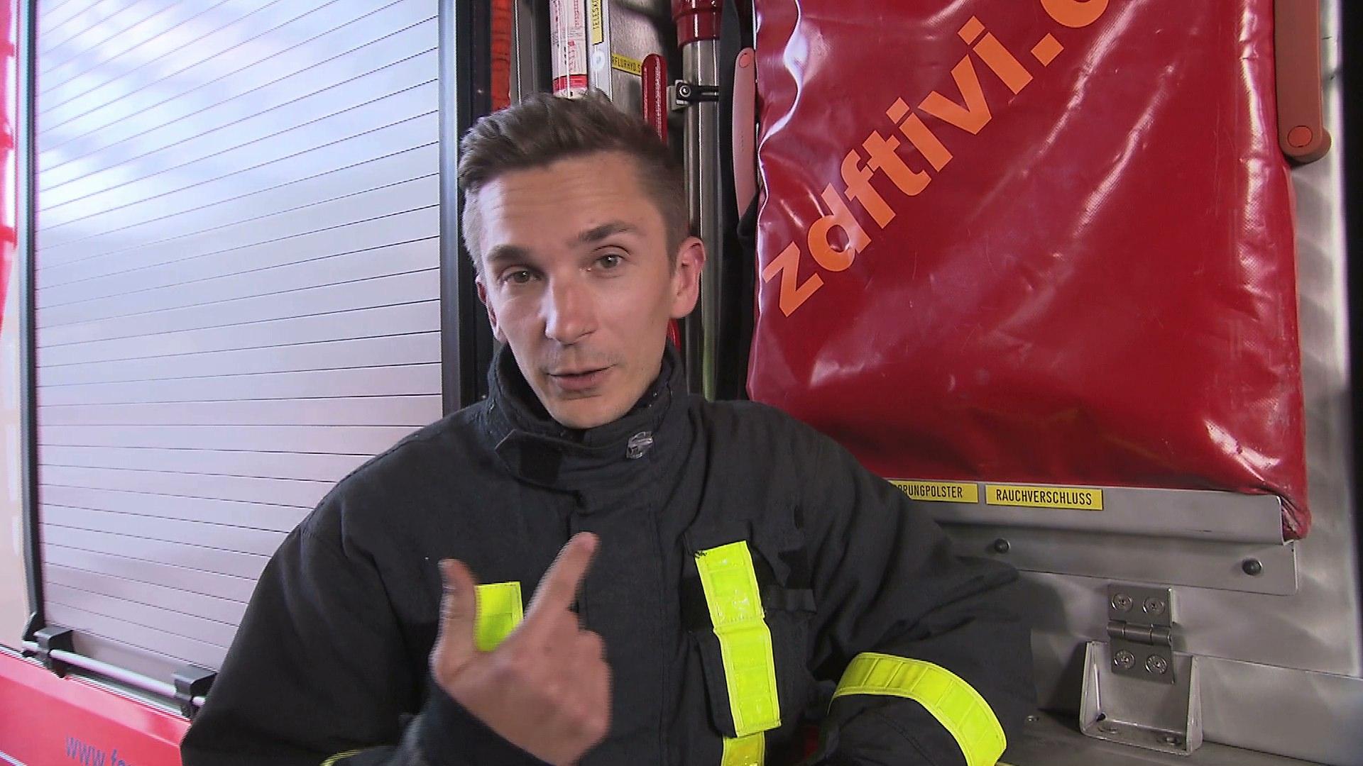 """ZDF tivi pur+ """"Eric geht durchs Feuer"""""""